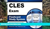 Buy CLES Exam Secrets Test Prep Team CLES Exam Flashcard Study System: CLES Test Practice