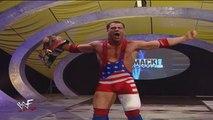 Kurt Angle vs. Val Venis (c) European Championship - 2-10-2000 Smackdown