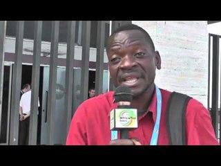 Interview - Claude MONSENGO-LEKO, SGA Fédération de Natation de la RDC