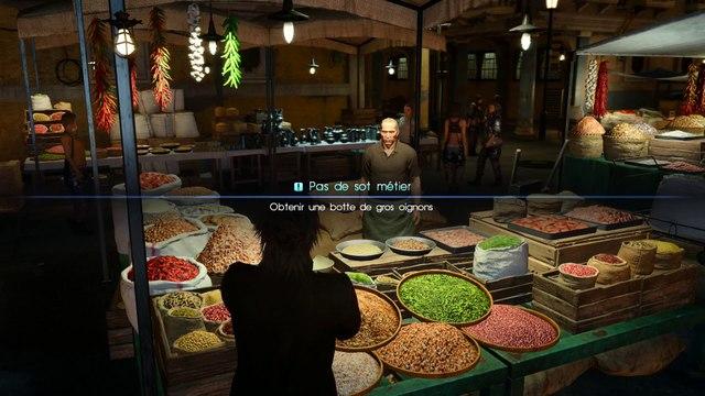 Final Fantasy XV : Partie #07