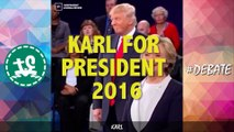 [ultimate] Donald Trump Vs Hillary Clinton -  Presidential Debate Vine Compilation (2016) || #debate