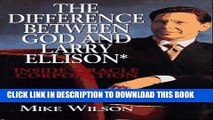 [PDF] Difference Between God And Larry Ellison*, The   *god Doesn t Think He s Larry E: *god Doesn