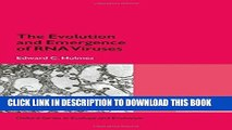 [READ] Mobi The Evolution and Emergence of RNA Viruses (Oxford Series in Ecology and Evolution)