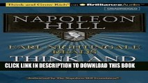 [PDF] Earl Nightingale Reads Think and Grow Rich (Think and Grow Rich (Audio)) Full Colection