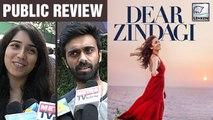 Dear Zindagi Public Review | Shahrukh Khan | Alia Bhatt