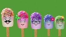 Finger Family Nursery Rhymes for Babies Cake Pops Cartoons | Finger Family Children Nursery Rhymes