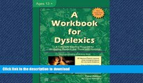READ  A Workbook for Dyslexics, 3rd Edition FULL ONLINE