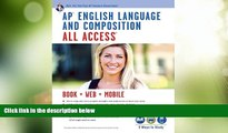 Price AP® English Language   Composition All Access Book + Online + Mobile (Advanced Placement