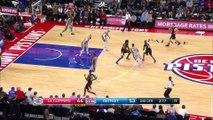 NBA 2016/17: Los Angeles Clippers vs Detroit Pistons   Highlights - (25.11.2016)
