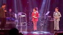 Lolas playlist winners at Ogie Alcasids Birthday concert