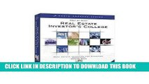 [FREE] Ebook Dolf de Roos  Real Estate Investor s College: Real Estate Investing for Everyone PDF