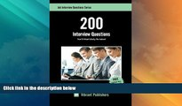 Price 200 Interview Questions You ll Most Likely Be Asked (Job Interview Questions Series) Vibrant