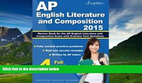Online AP English Literature Team AP English Literature and Composition 2015: Review Book for AP