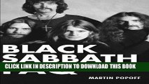Best Seller Black Sabbath FAQ - All That s Left to Know on the First Name in Metal (Faq Series)