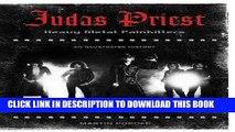 Best Seller Judas Priest: Heavy Metal Painkillers Read online Free