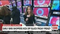 Black Friday Fight 2016: Brawls Across Nation mostly over Jumbo TVs on Black Friday Shopping Frenzy