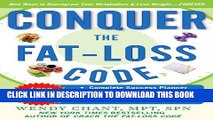 KINDLE Conquer the Fat-Loss Code (Includes: Complete Success Planner, All-New Delicious Recipes,
