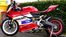 DUCATI 959 PANIGALE MOTO Gp REPLICA WHITE WHEEL (PHOTOS 4K)