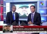 Evo Morales: unidad de los pueblos, el mejor homenaje a Fidel Castro