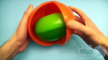 Learn Colours with Surprise Nesting Eggs! Opening Surprise Eggs with Kinder Egg Inside! Lesson 9