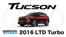 2016 Hyundai Tucson Limited Knoxville, TN - Interior, Exterior & Safety, Morristown Hyundai, Knoxville TN