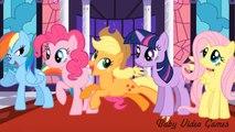 My Little Pony Finger Family Songs Cartoon MLP English Nursery Rhymes
