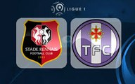 Rennes 1-0 Toulouse - Highlights HD 25.11.2016