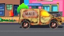 Good Mail Van VS Evil Mail Van   Mail Van Video   VS Series