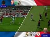 PES 6 : Battle 4 - Zidane Vs Platini !PAS LE VRAI SON! DOWN