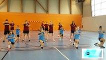 Concours FLASHMOB UNSS Championnat du monde de HANDBALL 2017 AS Lycée Pins-Justaret