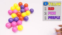 Learn Colours with Ball Pit Balls! Kids FUN LEARNING CONTEST! Learn Colors for Toddlers