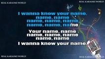 Swedish House Mafia feat Pharrell Williams - One (your name) KARAOKE / INSTRUMENTAL