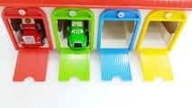 Disney Pixar Mack Truck and Disney Pixar Cars Garage Playset Disney Lightning Mcqueen