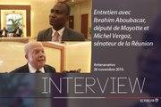 [REPORTAGE] Entretien avec Ibrahim Aboubacar, député de Mayotte, et Michel Vergoz, sénateur de La Réunion