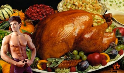 THANKSGIVING DINNER & HEALTHY HOLIDAY PARTY TIPS | Fit Now with Basedow