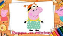 Peppa Pig Masquerade Finger Family Collection Yo Gabba Gabba And