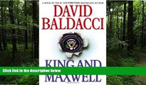READ book  King and Maxwell (King   Maxwell Series)  FREE BOOOK ONLINE