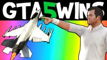 GTA 5 WINS – EP. 2 (Funny moments, Stunts, Epic Wins compilation online Grand Theft Auto V Gameplay)