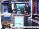 Tejada: Con Fidel ha muerto un gigante entre gigantes