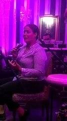 Souad Hassan la grande chanteuse ignorée par le milieu artistique au Maroc