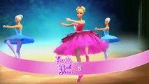 Barbie en Francais - Rêve de Danseuse étoile - Leçon de danse № 8 Performance finale