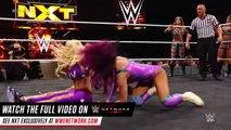 Ember Moon, Liv Morgan & Aliyah vs. Billie Kay, Peyton Royce & Daria Berenato: WWE NXT, Nov 23, 2016