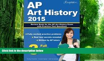 Best Price AP Art History 2015: Review Book for AP Art History Exam with Practice Test Questions