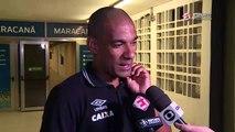 Rodrigo provoca rivais e diz que Vasco é 'quem manda no Maracanã'