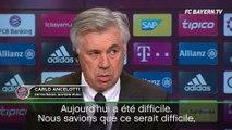 """12e j. - Ancelotti: """"Plus important de gagner que de bien jouer"""""""