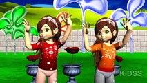 Ringa Ringa Roses 3D Animation English Nursery Rhyme | 3D Animation Rhymes For Children