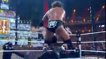 Extreme Rules  Triple H meets Sheamus in a Street Fight -