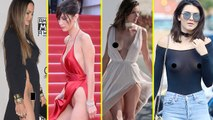 Chrissy Teigen, Kendall Jenner and More Wildest Wardrobe Malfunctions Of 2016