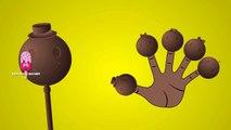 Chocolate Lollipops Finger Family - Finger Family Lollipops - Chocolate Lollipop for Kids