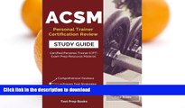 READ  ACSM Personal Trainer Certification Review Study Guide: Certified Personal Trainer (CPT)
